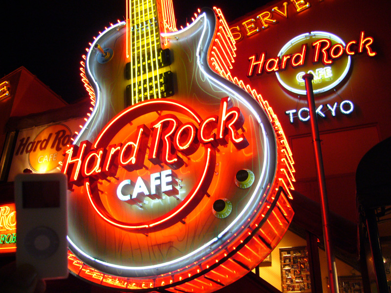 forecasting at hard rock cafe Operations management case analysis: hard rock café victoria armishaw chris finneran.