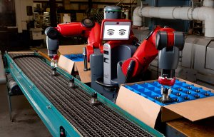 The Baxter robot