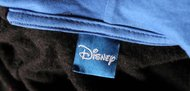Disney sweater found in the remains of a fire last year in Bangladesh
