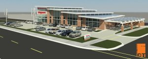Roof of new Walgreen store in Evanston, IL contains 800 solar panels