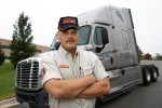 Schneider National drivers are tracked to see if they are breaking too hard