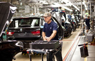 BMW's plant in S.C. employs 7,000