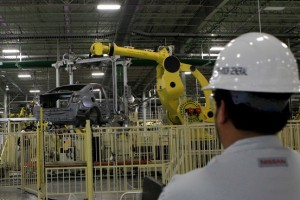 Nissan's new Mexican plant will produce 1 million cars