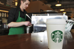 Starbucks has been serving in paper cups for years