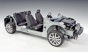 Volkswagen's modular set of underpinnings, code-named MQB, is an example of efforts to standardize modules and systems.
