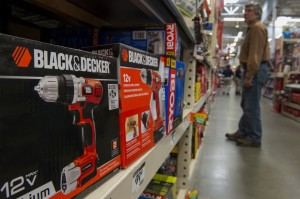 Black & Decker recently opened a plant in N.C. to assemble power drills previously made only overseas. But that factory relies on parts and materials bought outside the U.S