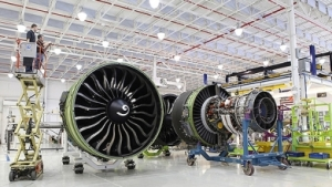 The GE90 is a family of turbofan engines built for the Boeing 777 long range wide-body aircraft