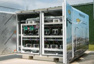Used Chevy Volt batteries are becoming backup power options for GM's IT administration building.