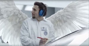 While VW cheated behind the scenes, it publicly espoused virtue, using the Super Bowl to run a commercial showing its engineers sprouting angel's wings.