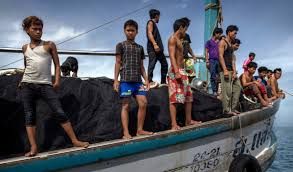 Most of Thailand's seafood workers are migrants brought in illegally by traffickers