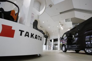 The panel's report found Takata lacked its own program for spotting defects in air bags once they're installed in vehicles