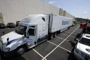 Wal-Mart is building a regional delivery network and will also tap carriers to deliver more of its packages.