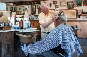 Technology advances have boosted productivity in many sectors, but we still haven't figured out how to build a better barber