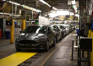 Ford's factory in Wayne, Mich., will focus on making trucks and S.U.V.s, while production of smaller cars will be moved to a plant in Mexico