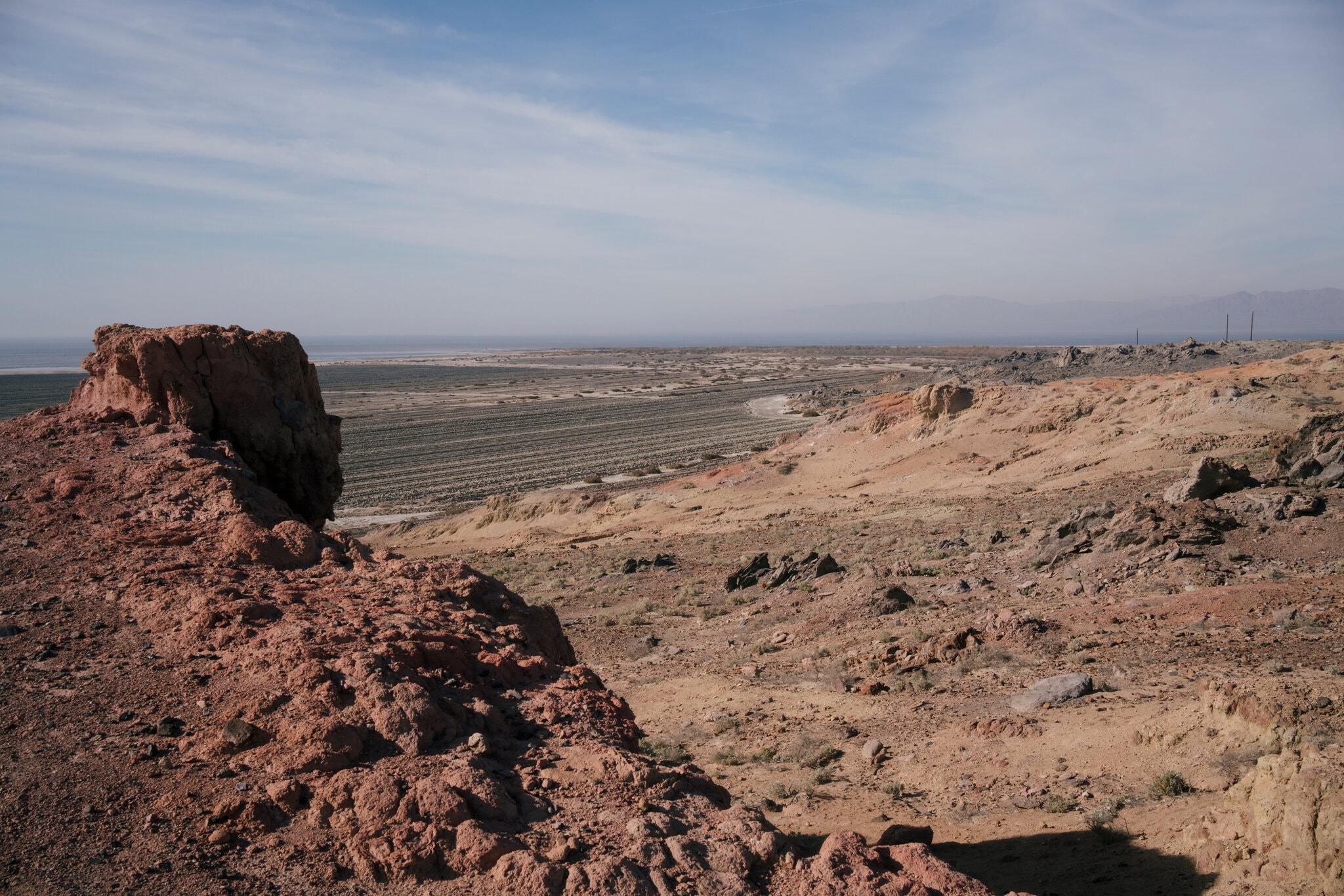 lithium mines